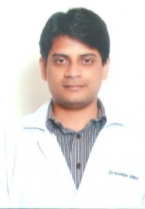 Dr Manish Sinha, DM ( Neurology ), New Delhi
